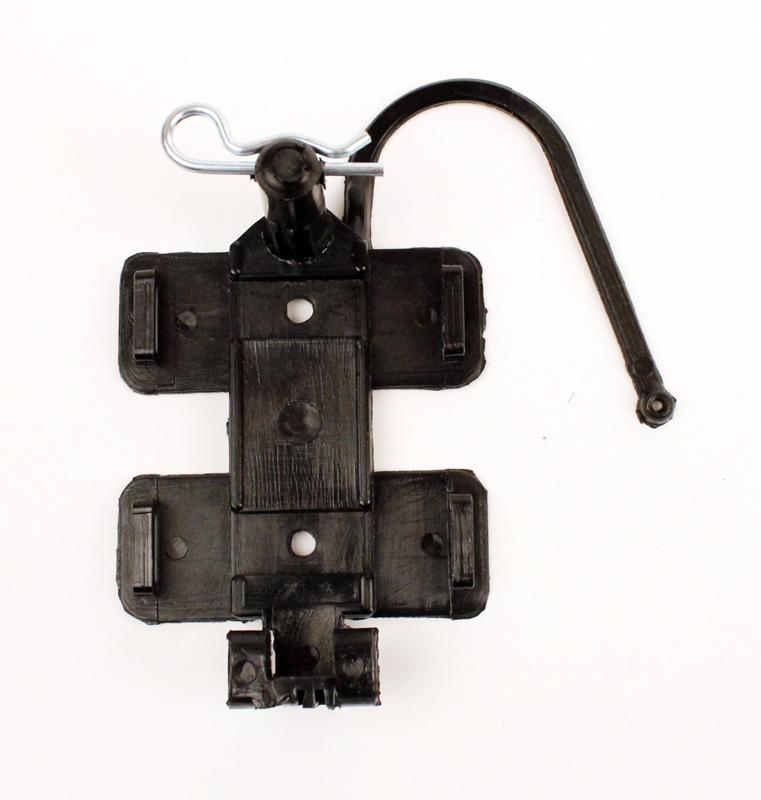 MYLAPS New Style Transponder Bracket - For New TR2 and TranX160 Transponder