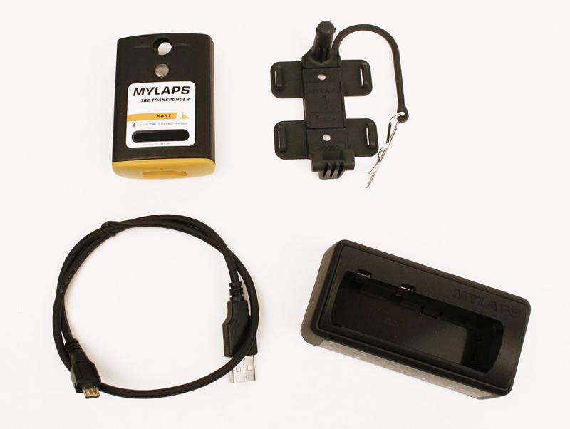 New! MYLAPS TR2 Karting Transponder Kit