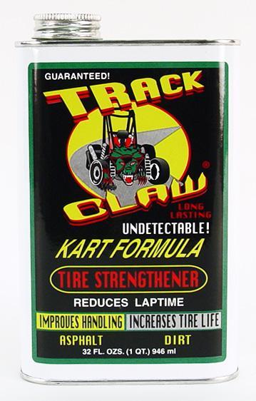 Track Claw Tire Traction Compound, Quart, Tire Prep