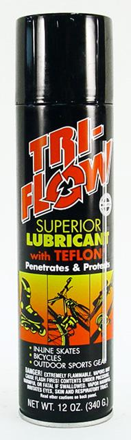 Tri-Flow Bearing Oil, Multi Purpose Lubricant