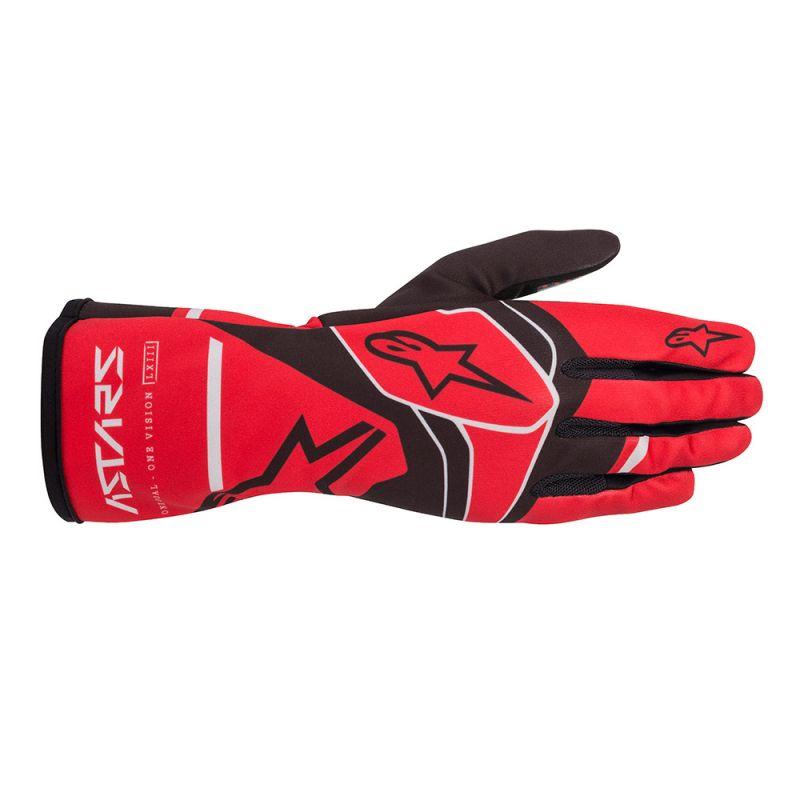 2020 Alpinestars Tech-1 K Race V2 Solid Gloves