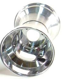 """Van-K 6"""" Diameter One Piece American Pattern Wheel, 7"""" X 6"""""""