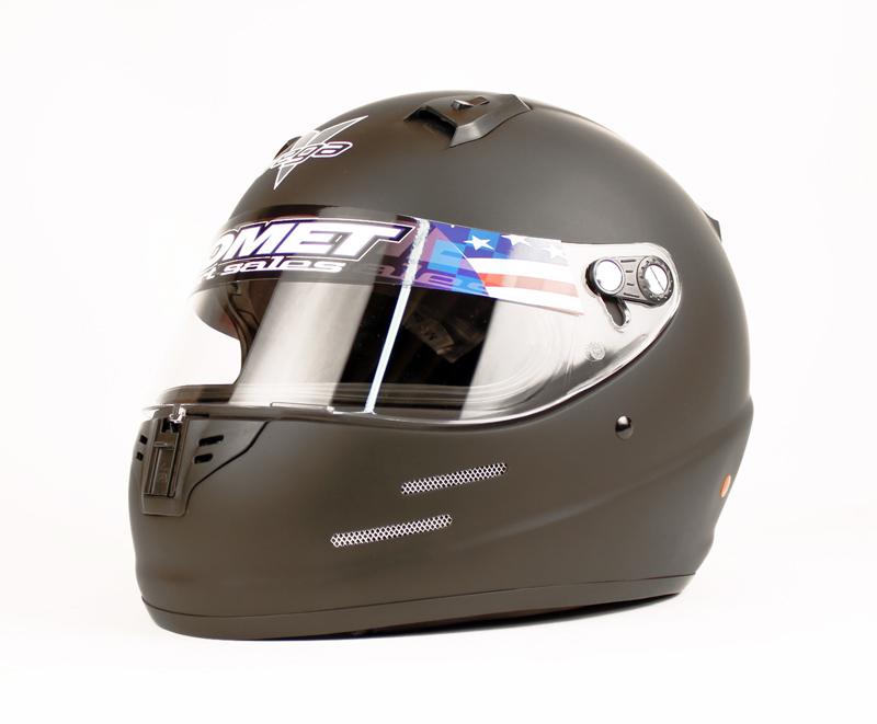 Vega KJ2 Adult Karting Helmet