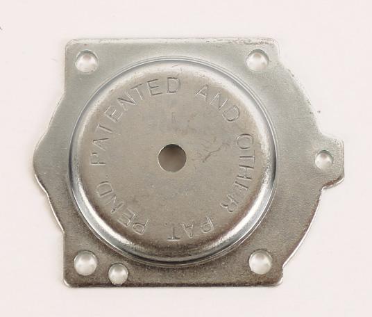 12. 21-199 Walbro WB3A Metering Diaphragm Top