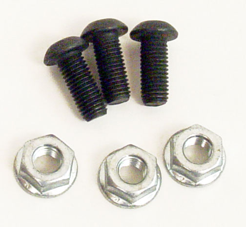 """American 1/4""""-28 Rim Bolt Kits for Two Piece Rims"""