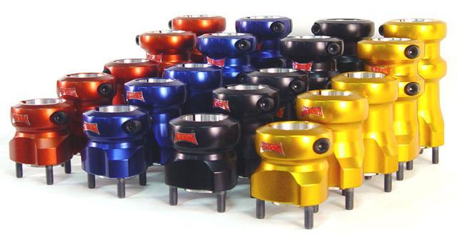 WildKart 40mm Lip Style Rear Wheel Hub