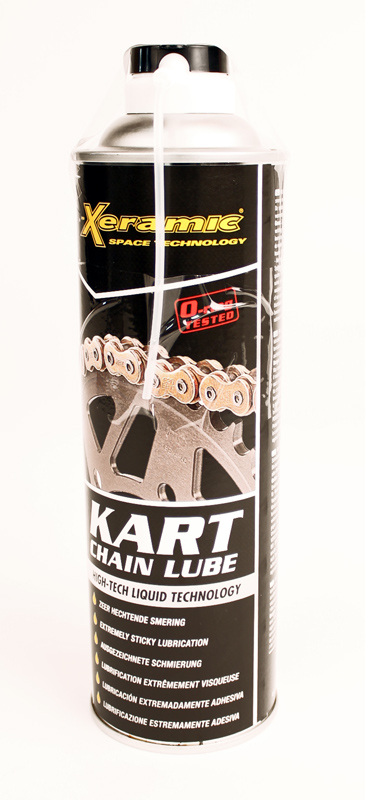 Xeramic Ceramic Synthetic Chain Oil Spray