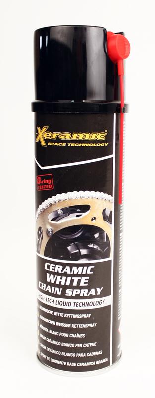 Xeramic Ceramic White Chain Spray