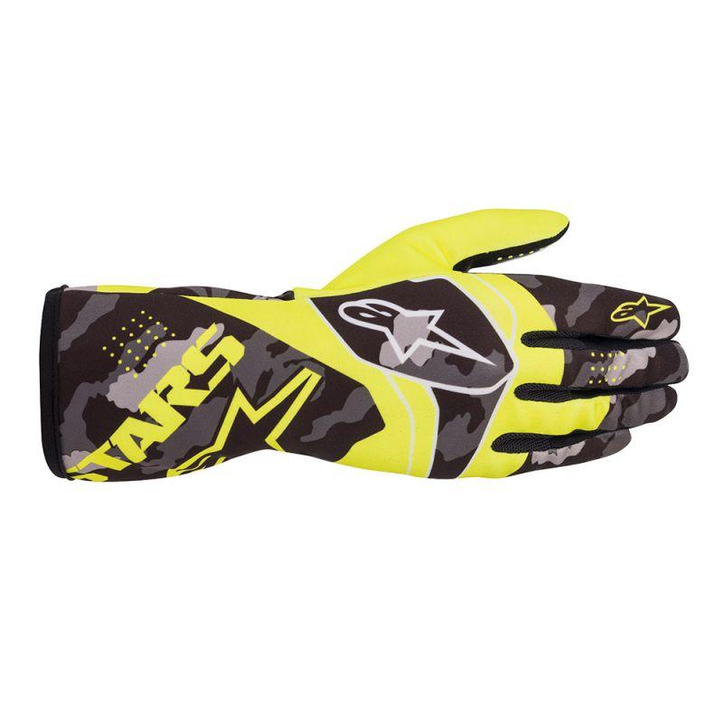 2020 Alpinestars Tech-1 K Race S V2 Camo Youth Gloves