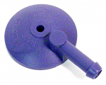 Tillotson Blue Plastic Carb Top