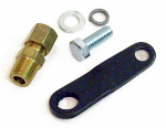 G1360 Yamaha Throttle Cable Bracket Kit with Compression Fitting for Walbro Carburetor