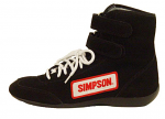 28000 Simpson Nomex Hightop Racing Shoes