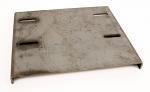 8191 Azusa Steel Raised Engine Plate, Weld On