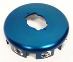 (7) 098-300A Bully Three Disc Standard Aluminum Drum