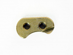 (20) 098-116 Bully Brass Weight