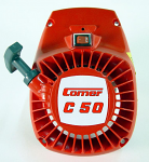 2. C-51 Side Cover & Recoil Assembly - New Style