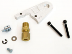 Comet Leopard Throttle Plate Assembly for Easier Throttle Pull and Return