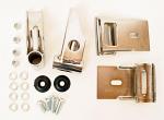 KG Adult Plastic Rear Bumper Hardware Kit