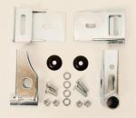 Aftermarket Adult Plastic Rear Bumper Hardware Kit