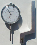 Dial Indicator Gauge 1 inch for Briggs Valve Setting with Bracket