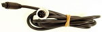 Mychron 4 Black Patch Cable, 4 Pin for Potentiometer
