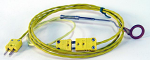 Mychron II CHT Sensor 14mm with M2 Patch Cable, Two Piece