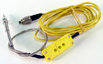 Mychron 4 EGT Sensor with Patch Cable, Two Piece