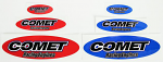 Comet Racing Engines Sticker