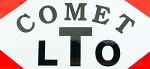 Comet LTO Old Style Sticker