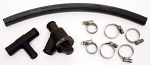 Thermostat Kit with Bypass 125 Degree