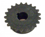 """Buller 3/4"""" Direct Drive Jack Shaft Gear With Keyway #35"""