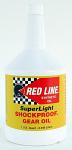 Red Line Shockproof Superlight Gear Oil, Case