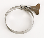 Kartech Hose Clamp with Finger Tab