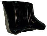 #31 XXL Fiberglass Sprint Seat, Black
