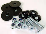 Tillett Seat Mounting Hardware Kit - Metric