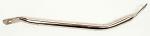 CRG Curved Chrome Seat Brace