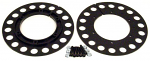 G-Man Plastic Sprocket Guard Set