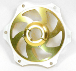 25mm Righetti Gold Sprocket Hub