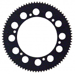 #219 Black Sprocket, One Piece