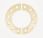 #219 RLV Sprocket, Two Piece Split, Closeout!