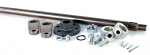 "Azusa Splined Steering Shaft Kit 5/8"" OD"