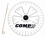 Comp Cam Degree Wheel with Pointer