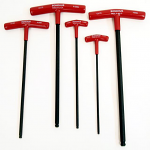 13148 Metric T Handle Ball Driver Allen Wrench Set