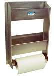 6470 Lubricant Storage with Towel Rack