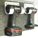 Cordless Drill/Impact Holder Bracket