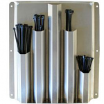 6085 Zip Tie Aluminum Holder