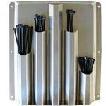 6085 Zip Tie Aluminum Holder