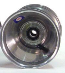 "728-01 Douglas 17mm DSM Front Wheel - Polished 5""x5"""