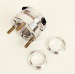 Comet 40mm Wheel Hub with Both US/Metric Wheel Pattern