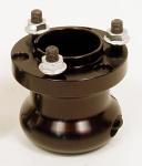 Coyote 40mm x 65mm Short Rear Wheel Hub, US Pattern
